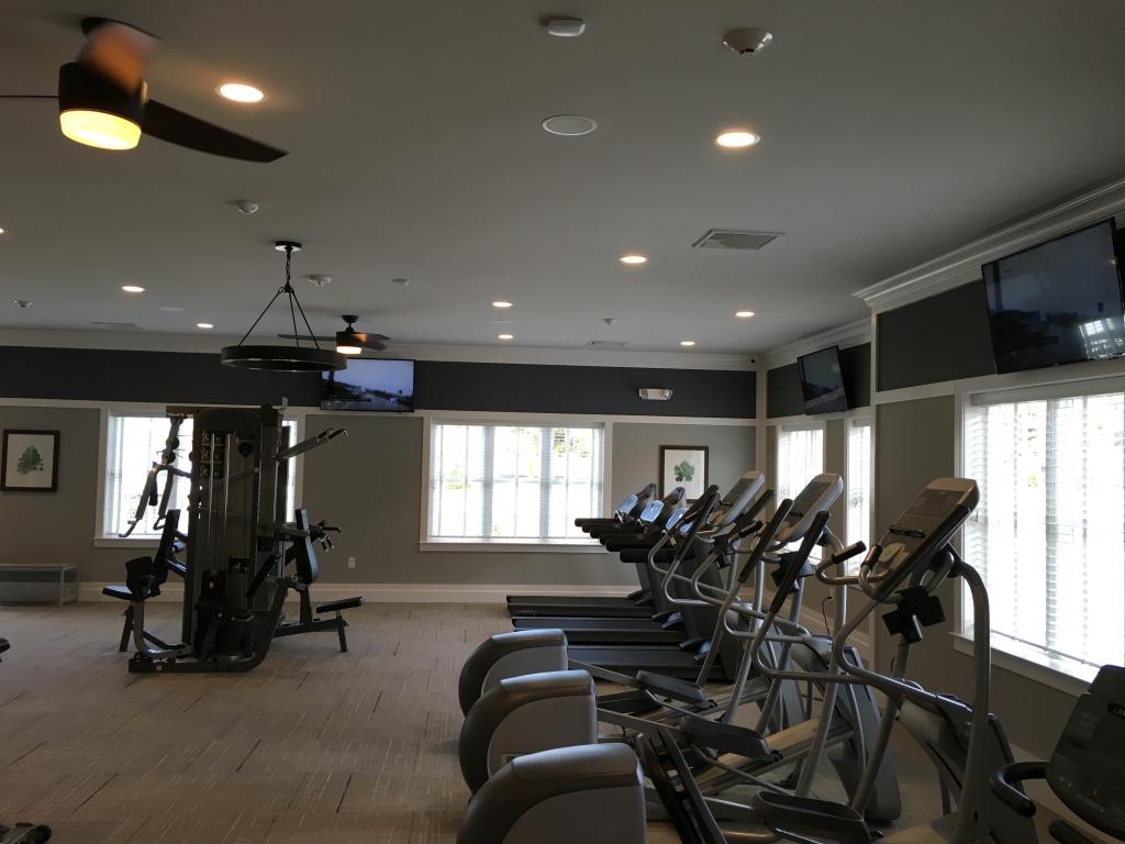 Control4 gym