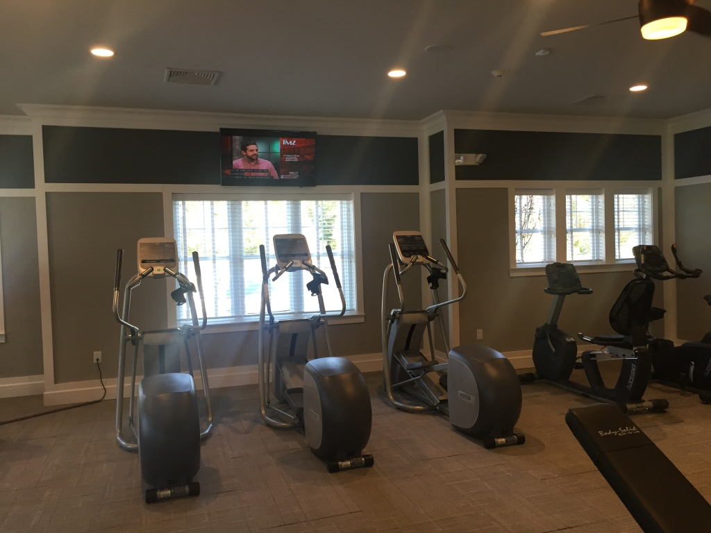 Fitness Gym Precor