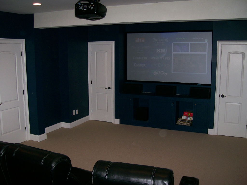 home theater projector installation hatboro