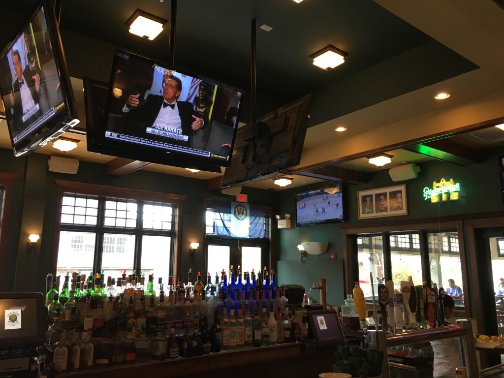 bar and restaurant tv installations