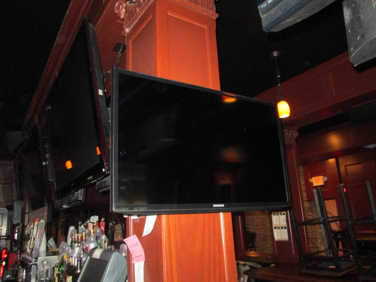 Bar TV Installation