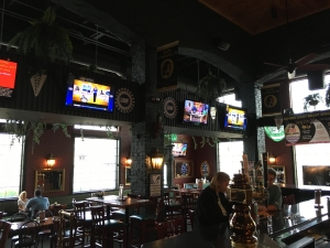 bar tv installations