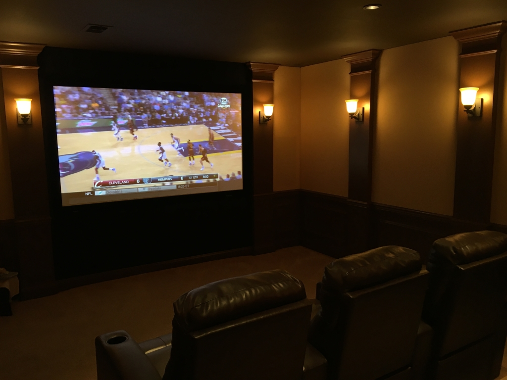 home theater installation philadelphia