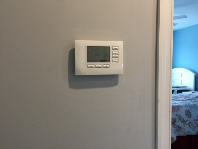 Automated Thermostat Installation