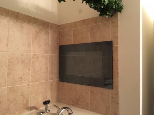 Bathroom TV Installation Feasterville