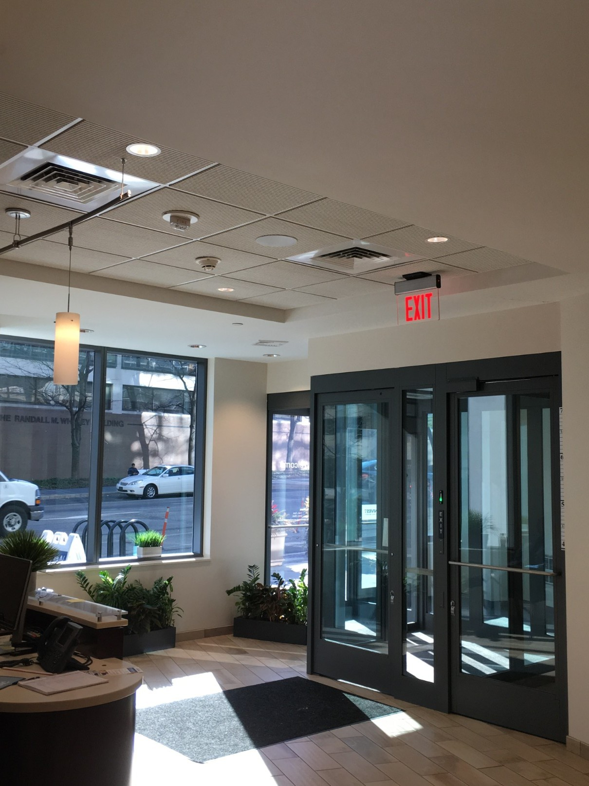 Commercial Audio Installation Center City