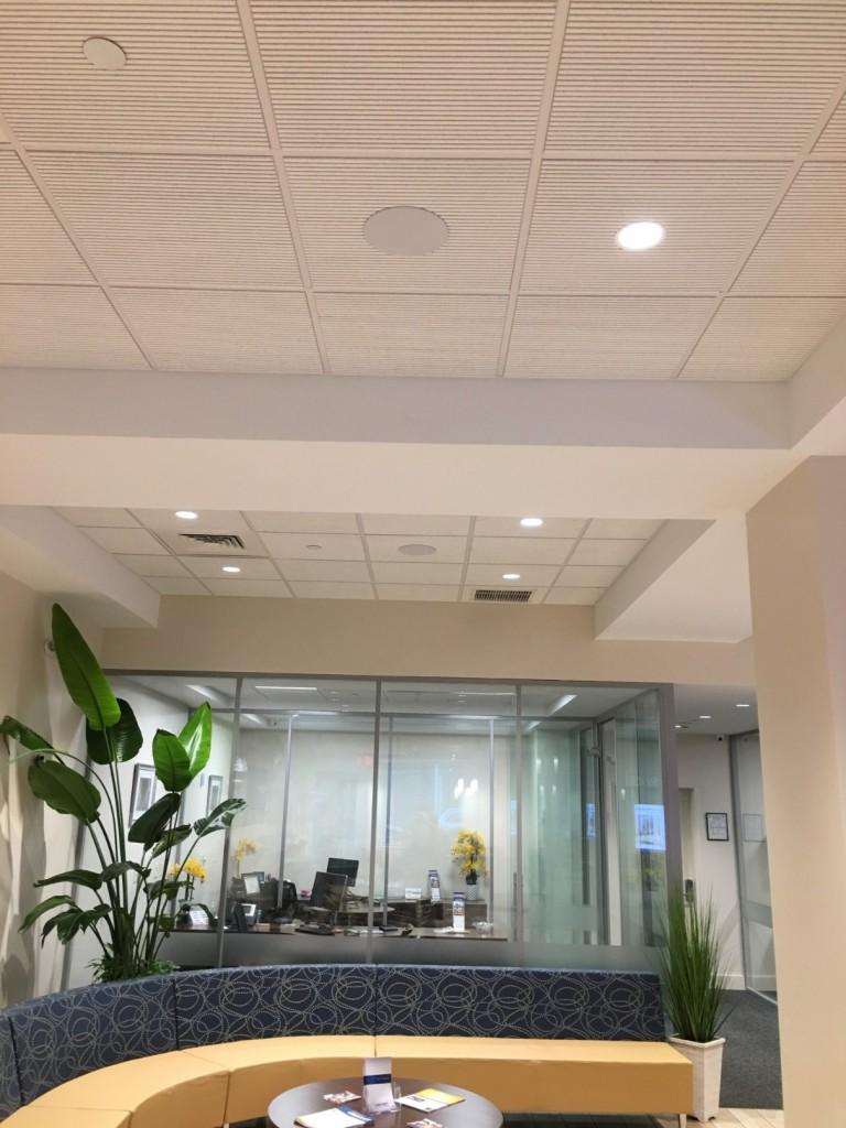 Commercial Speaker Installation Center City