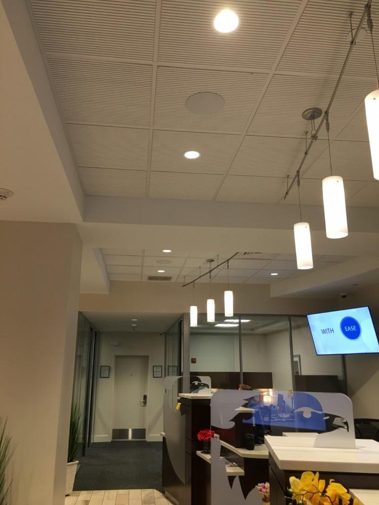 Commercial Audio Installation University City