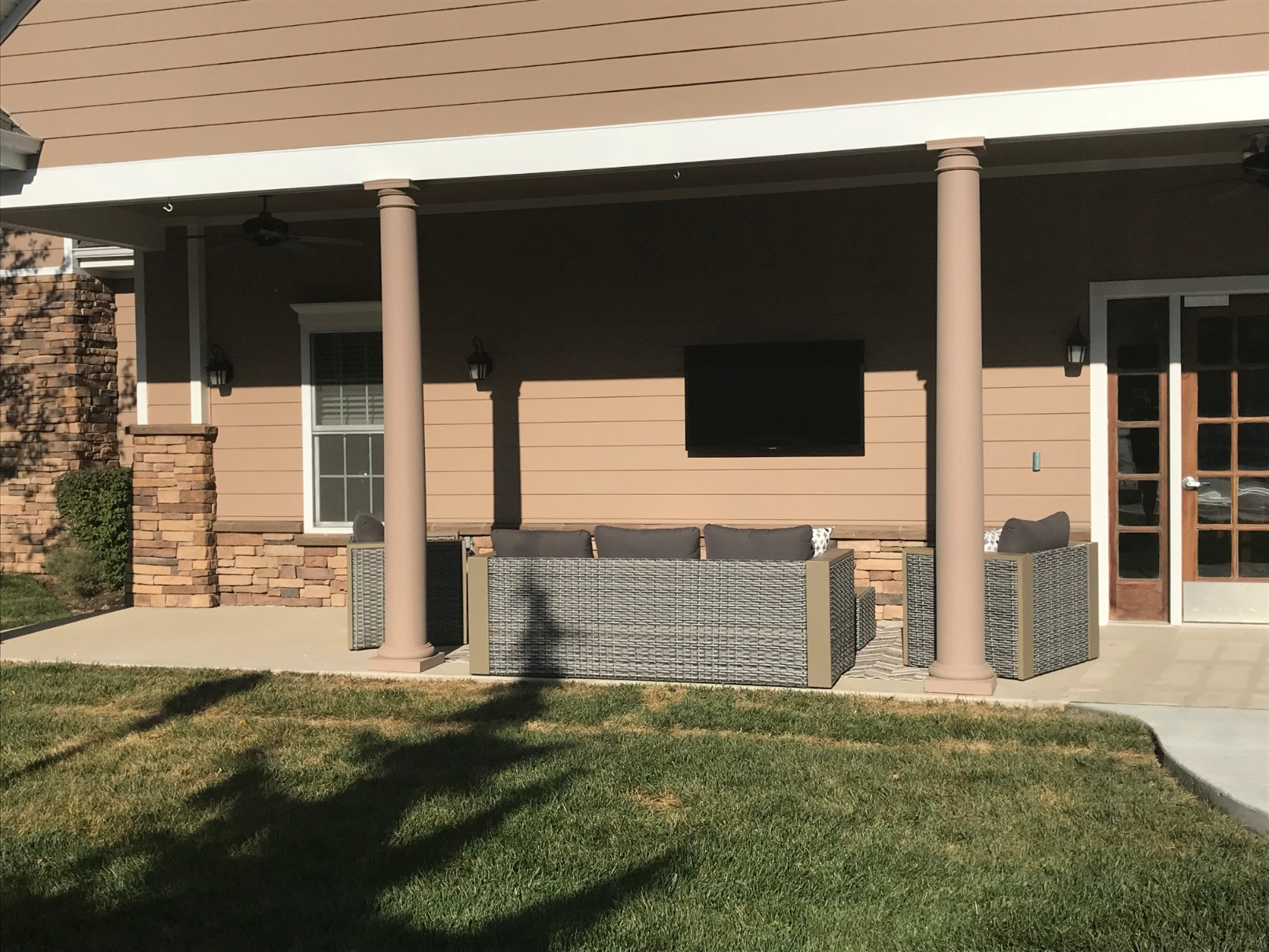 Outdoor TV Installation Lansdale