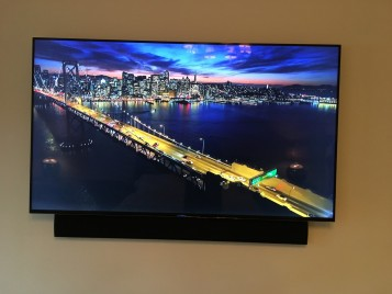 Residential Flat Panel TV Installation Ambler