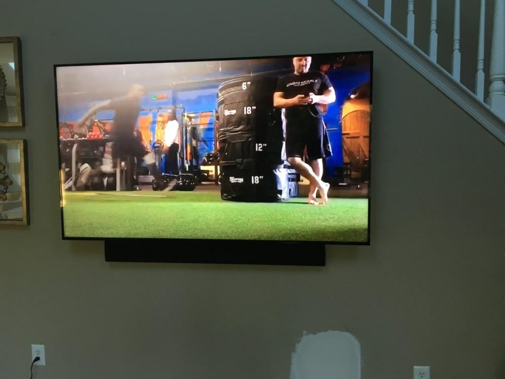 Residential TV Installation Newtown