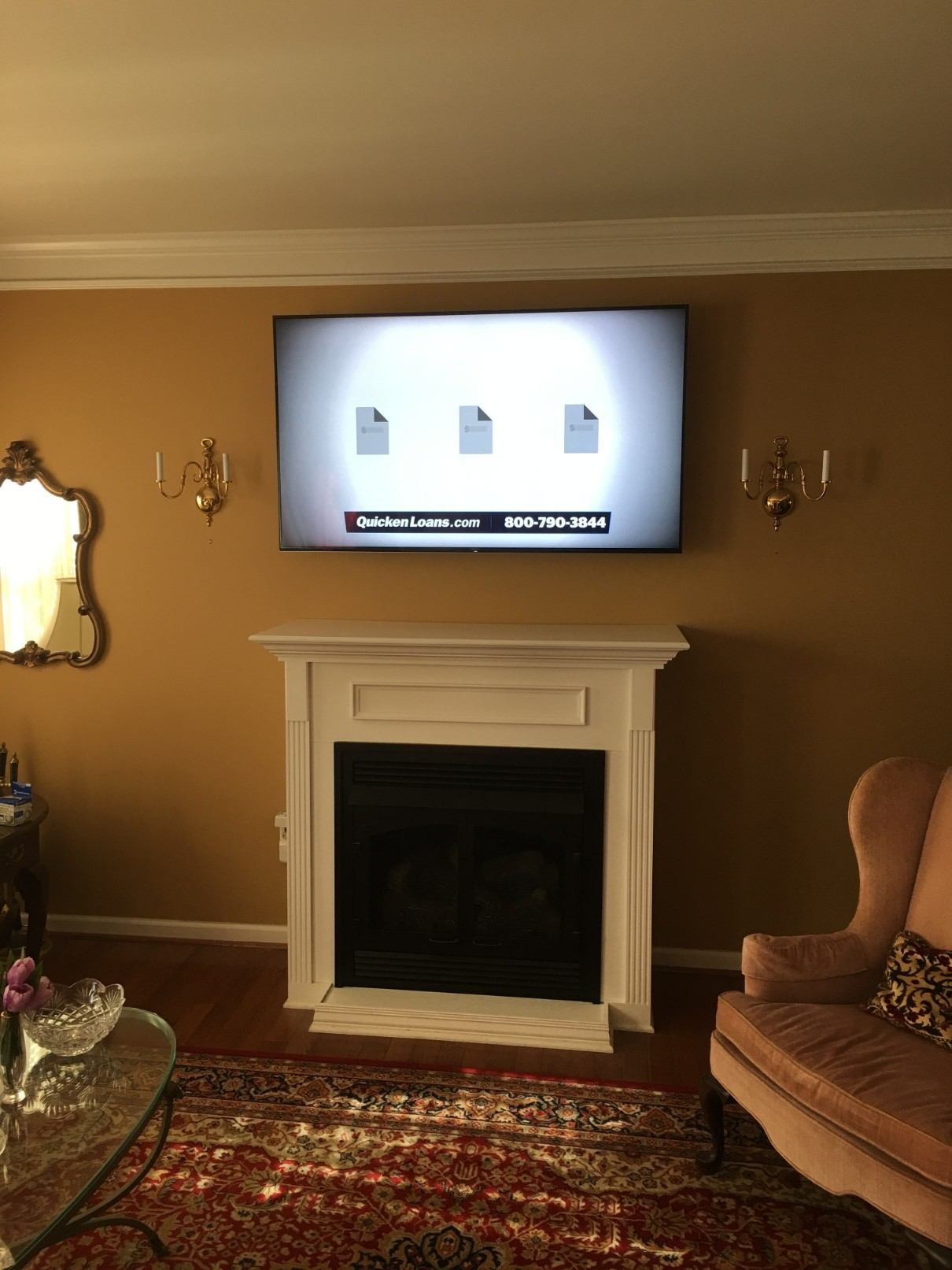 Residential TV Installation South Philly