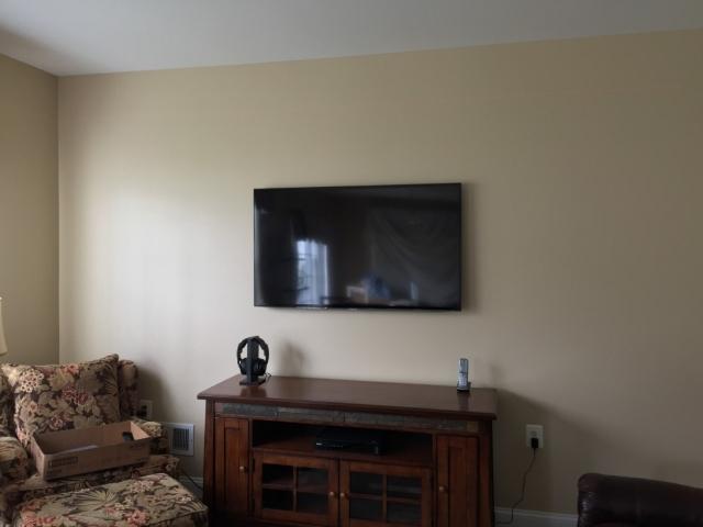 Residential TV Installation Warrington